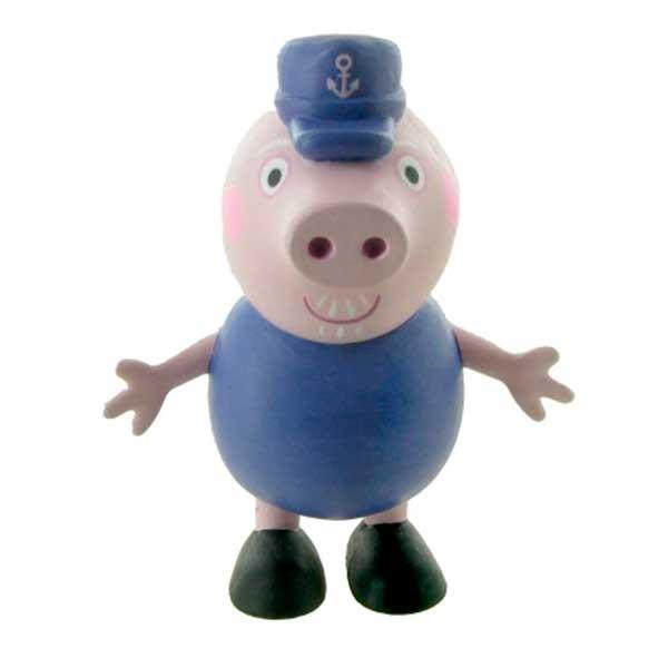 Figura Abuelo Peppa Pig 7cm