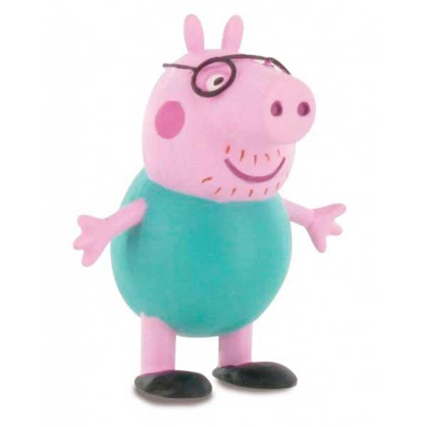 Figura Papa Peppa Pig 7cm