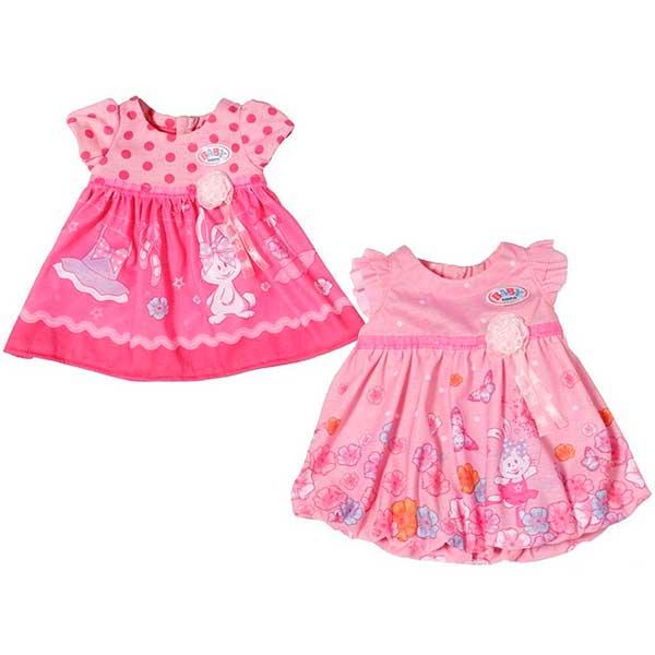 Vestido Baby Born Color Rosa