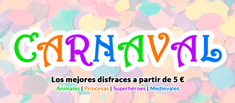 Disfraces Princesas Disney Niña Carnaval 2020
