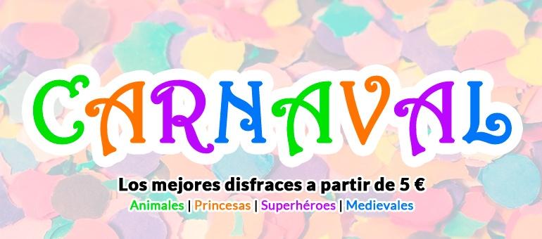 Disfraces León Niño Carnaval 2020