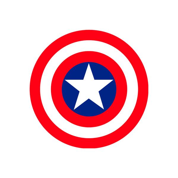 Disfraces Capitán América Niño