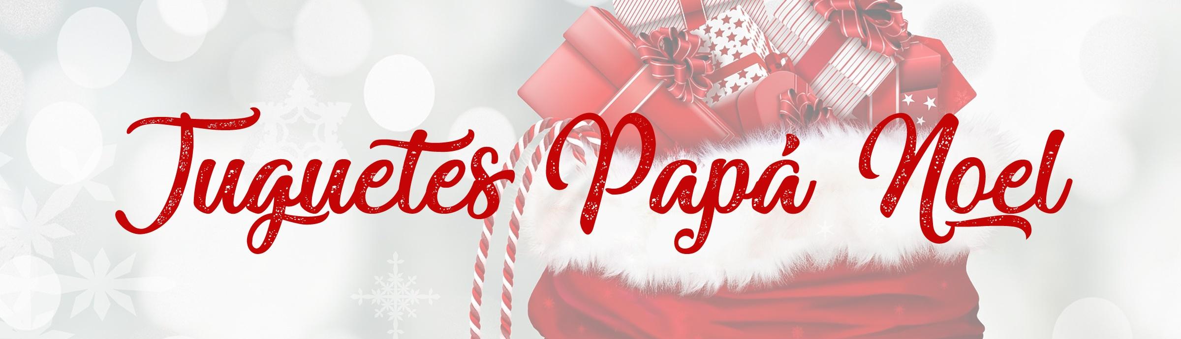 Juguetes para Papá Noel 2019