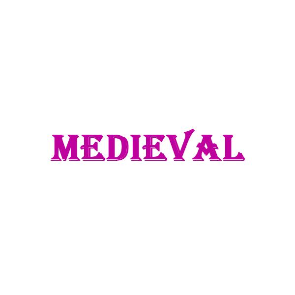 Disfraces Medieval Niña