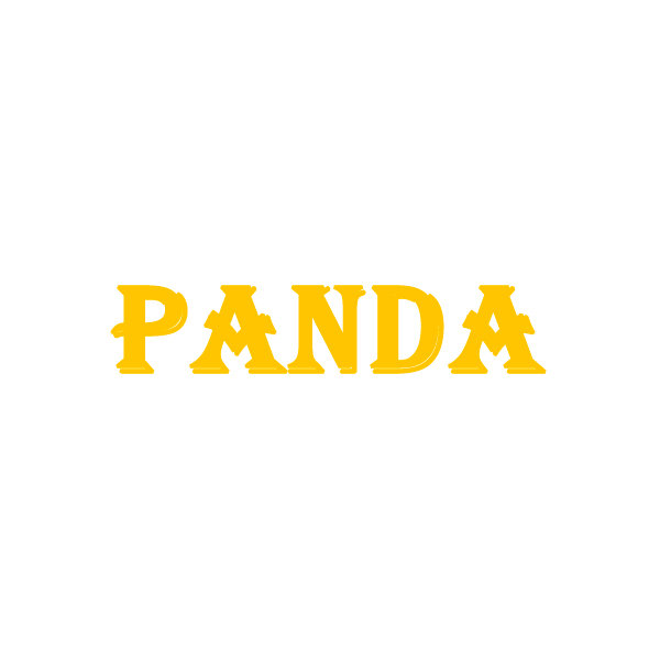 Disfraces Panda Niña