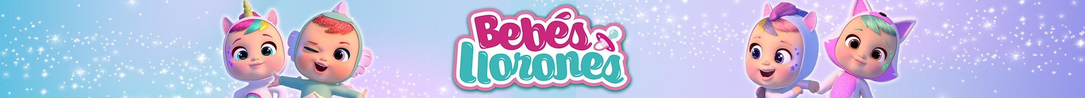 Muñecas Bebes Llorones