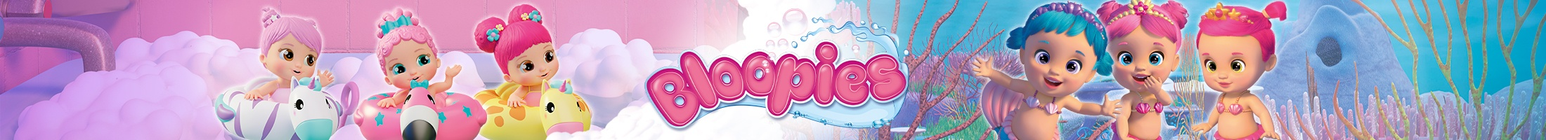 Juguetes Bloopies