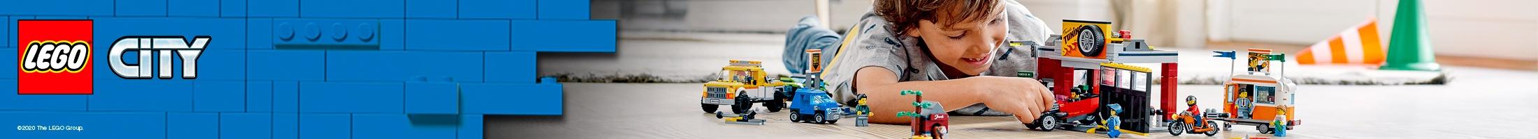 Brinquedos Lego City
