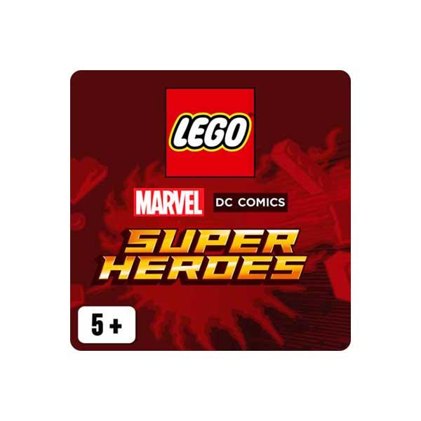 Juguetes Lego Marvel Super Heroes
