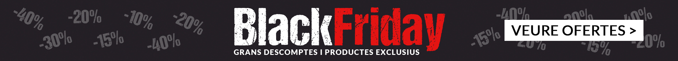 Black Friday Joguines